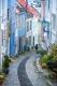 Bergen-Gasse-Architektur-Bryggen-Weltkulturerbe-Unesco-historischer-Stadtkern-Jugendstil-Norwegen-B_NIK_1076