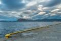 Bergen-Hafen-Pier-Kaimauer-Abend-Stimmung-Himmel-Wolken-Norwegen-C_SAM_1249