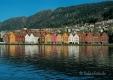 Bergen-Stadtkern-historischer-Weltkulturerbe-Unesco-Spiegelung-Holzhaeuser-Architektur-Bryggen-Haeuser-Norwegen-Sony A7RII-DSC00773
