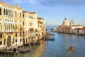 Venedig-Canale Grande-Gondeln-venezianische-Fotokunst-Fotomalerei-D_MG_8846-a.jpg