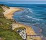 Landschaften-Wild-Atlantic-Way-White-Rocks-Kalkfelsen-Felsen-Meereskueste-Kueste-Strand-Nordkueste-Irland-Nordirland-irische-nordirische-A_SAM4440