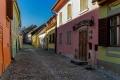 Gasse-Mittelalter-Sighisoara-Schaessburg-Rumaenien-Siebenbuergen-Transylvanien-A_NIK500_7101 Kopie