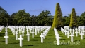 Grabkreuze-Marmor-weisser-Mahnmal-Normandie-Befreiung-Hitler-Omaha-Beach-Frankreich-D-Day-Gedenkstaette-USA-US-Army-A_SAM4136