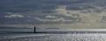 Landschaften-Leuchtturm-Abendstimmung-Silhouette-Spiegelung-Meer-Wild-Atlantic-Way-Irland-Irische-Kueste-Westkueste-A_SAM4794